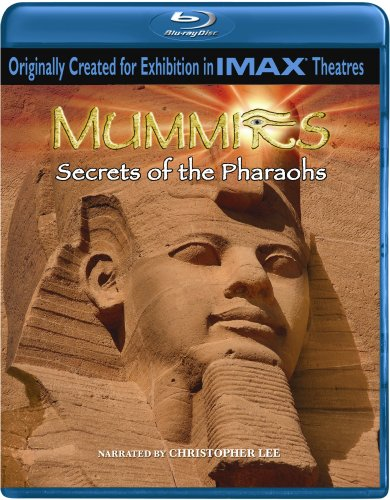 IMAX: Mummies - Secrets of the Pharaohs [Blu-ray]