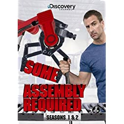 Some Assembly Required: Seasons 1 & 2