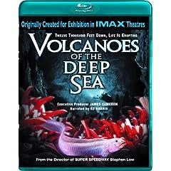 IMAX: Volcanoes of the Deep Sea [Blu-ray]