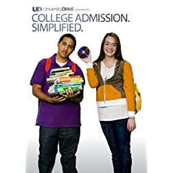 College Admission. Simplified.