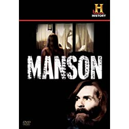 Manson 40 Years Later DVD