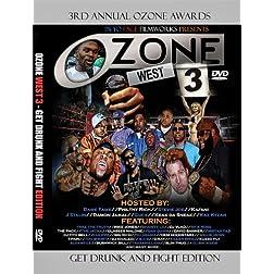 Ozone West 3 DVD