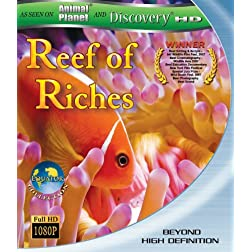 Equator: Reefs of Riches [Blu-ray]