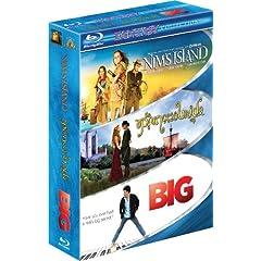 Fantasy 3-Pack (Nim's Island / The Princess Bride / Big) [Blu-ray]