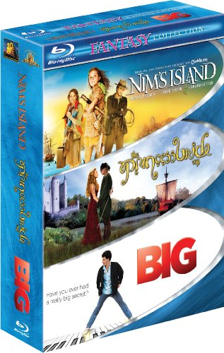 Fantasy 3-Pack (Nim's Island / The Princess Bride / Big) [Blu-ray]