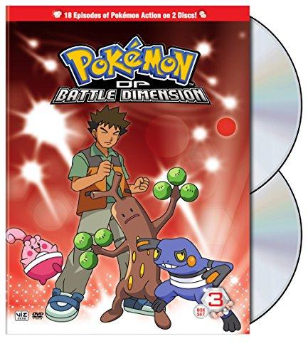 Pokemon: Diamond and Pearl Battle Dimension, Box 3