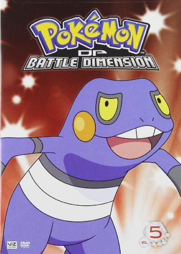 Pokemon: Diamond and Pearl Battle Dimension, Vol. 5