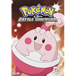 Pokemon: Diamond and Pearl Battle Dimension, Vol. 6