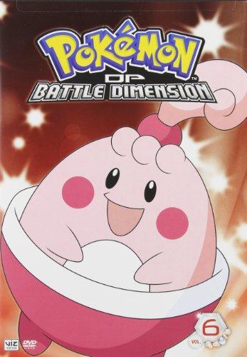 Pokemon: Diamond and Pearl Battle Dimension, Vol. 6
