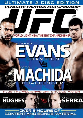 UFC 98: Evans vs. Machida