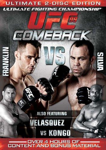 UFC 99: Franklin vs. Silva