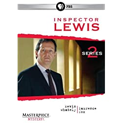 Inspector Lewis: Series 2