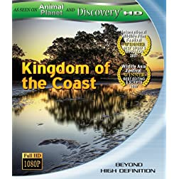 Wild Asia: Kingdoms of the Coast [Blu-ray]