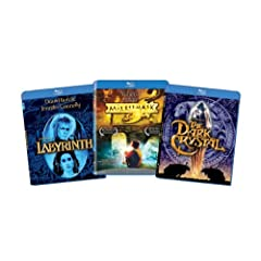 Jim Henson's Fantasy Film Collection [Blu-ray]