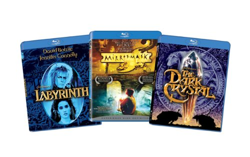 Jim Henson's Fantasy Film Collection [Blu-ray]