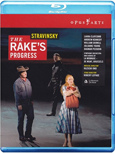 The Rake's Progress [Blu-ray]