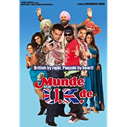 Munde UK De (Dvd)