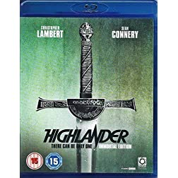 Highlander [Blu-ray]