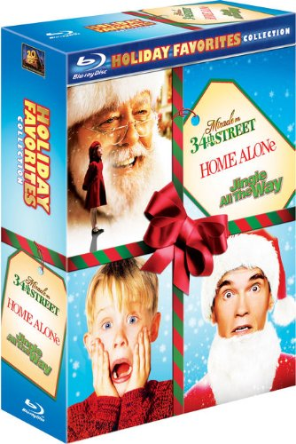 Holiday Favorites Collection [Blu-ray]