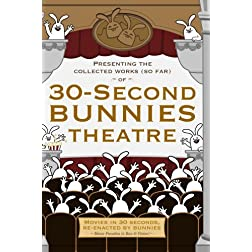 30-Second Bunnies Theatre Collectible DVD presented by Starz and Angry Alien Productions (Amazon.com Exclusive)