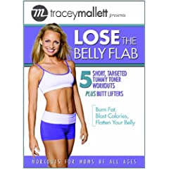 Tracey Mallett's Post Natal Super Fit Mama-Lose the Belly Flab