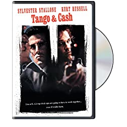 Tango and Cash (Keepcase)