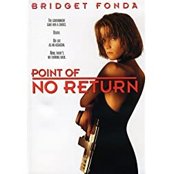 Point of No Return (Keepcase)