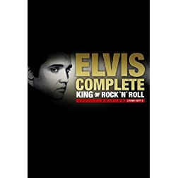Elvis Complete: The King of Rock 'N' Roll (Box Set)