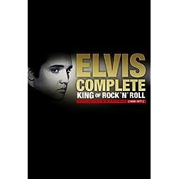 Elvis Complete: The King of Rock 'N' Roll (Box Set)