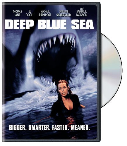 Deep Blue Sea (Keepcase)