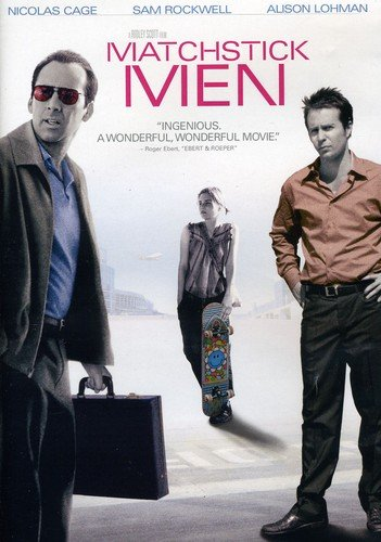 Matchstick Men (Keepcase)