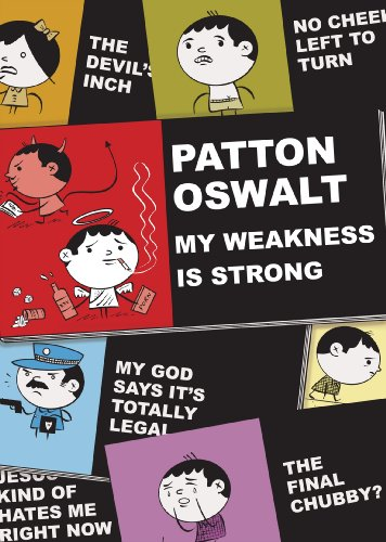 My Weakness Is Strong (DVD with CD)
