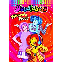 Doodlebops: Where's Moe?