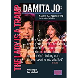 DAMITA JO: The Lady Is a Tramp