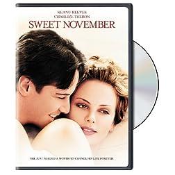 Sweet November (Keepcase)