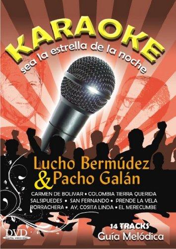 Karaoke: LUCHO BERMUDEZ & PACHO GALAN