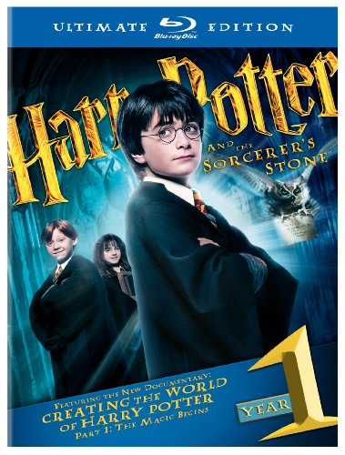 Harry Potter and the Sorcerer's Stone (Ultimate Edition) [Blu-ray]