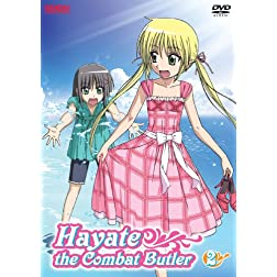 Hayate the Combat Butler, Part 2