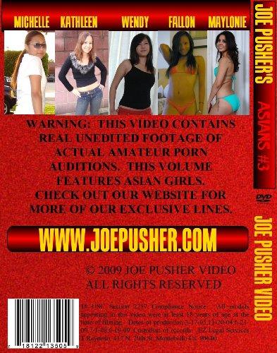 Joe Pusher's Asians #3
