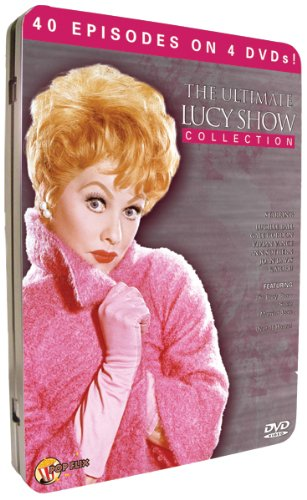 Ultimate Lucy Show (4pc) (Tin)