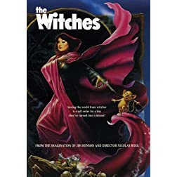 The Witches (Keepcase)