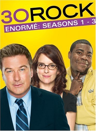 30 Rock: Seasons 1-3 (Amazon Exclusive)