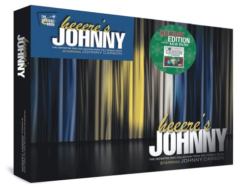 Heeere's Johnny Holiday Edition, The Definitive DVD Collection from The Tonight Show starring Johnny Carson