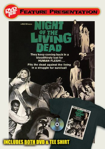 Night of the Living Dead DVDTee (Size XL)