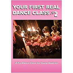 Your First Real Dance Class No. 2
