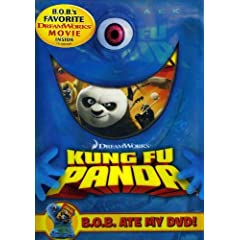 KUNG FU PANDA (B.O.B. ATE MY DVD) / (WS DUB SUB) - KUNG FU PANDA (B.O.B. ATE MY DVD) / (WS DUB SUB)