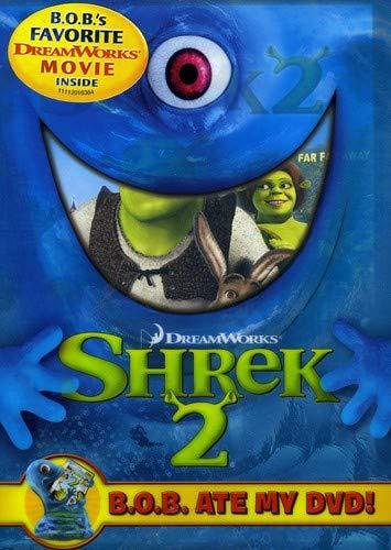 SHREK 2 (B.O.B. ATE MY DVD) / (WS DUB SUB AC3 DOL) - SHREK 2 (B.O.B. ATE MY DVD) / (WS DUB SUB AC3 DOL)