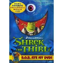 SHREK THE THIRD (B.O.B. ATE MY DVD) / (WS DUB SUB) - SHREK THE THIRD (B.O.B. ATE MY DVD) / (WS DUB SUB)