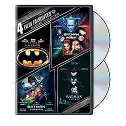 Batman Collection: 4 Film Favorites