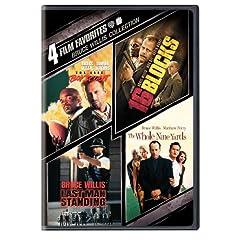 Bruce Willis: 4 Film Favorites